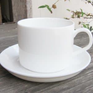 ชุดกาแฟเซรามิก เนื้อนิวโบนไชน่า